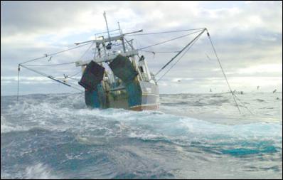 Bottom Trawler