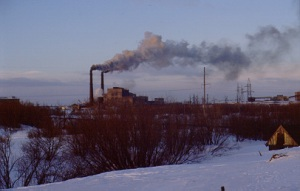 Coal Burning Power Plant (UWEC)